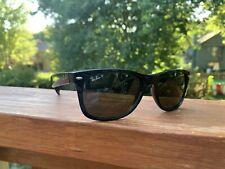 Ray Ban Sunglasses Wayfarer (Polarized) NEW