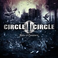 CIRCLE II CIRCLE - REIGN OF DARKNESS  CD NEW+