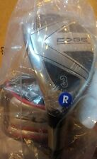 *BRAND NEW-LEFT* Callaway Golf Edge hybrid/Rescue #3 H - 19° - Reg w/cover