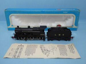 Airfix OO Gauge LMS Black Fowler 4F Steam Loco 44454 Ref 54122-6 Boxed