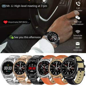 Fashion DT99 Smart Watch Waterproof Bluetooth Smart Supporting Health Monitor US