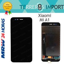 """Pantalla Completa lcd para Xiaomi Mi A1 Negro 5,5"""" Calidad Original"""