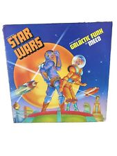Meco - STAR WARS and OTHER GALACTIC FUNK - 1977 - Vinyl LP