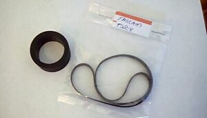 TASCAM TSR-8 PINCH ROLLER & CAPSTAN BELT Kit with instructions