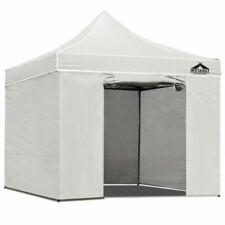 Instahut GAZEBO-C-3X3-DX-WHITE 3x3m Pop Up Gazeboo Outdoor Portable Tent