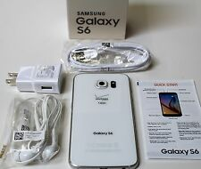 Samsung Galaxy S6 SM-G920V 32GB White Pearl (Verizon)Smartphone SEALED NEW OTHER