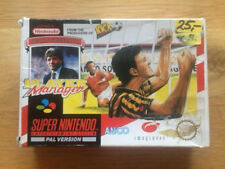 Keving Keegan's Player Manager for SNES