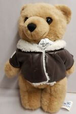 Careflight Pilot Bear with Jacket Excellent Condition