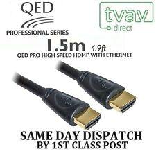 QED Professionelle Serie HDMI Blei Kabel 1.5m M [qe4290]