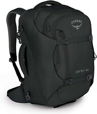 Osprey Packs Porter 30 Travel Backpack Day Pack Black One Size