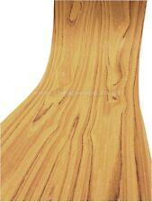 Hochwertig Burmese Teak Holz Furnier / Holz Venner Blatt