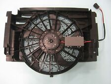 TYC 611400 Condenser Fan Assy for BMW X5 2000-2006 Models w/ Control Module
