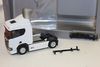 Herpa 307642  Scania CR 20 ND Zugmaschine weiß 1:87 H0 NEU in OVP