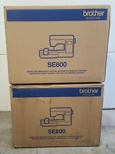 BRAND NEW Brother SE600 Sewing and Embroidery Machine *In hand ready to ship!*