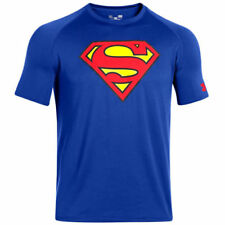 Camisetas y polos de deporte de hombre azul de poliéster