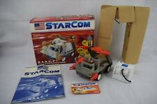 Boxed Starcom H.A.R.V. 7. HARVY, COLLECO, 1980S, VINTAGE TOY, SPACE,