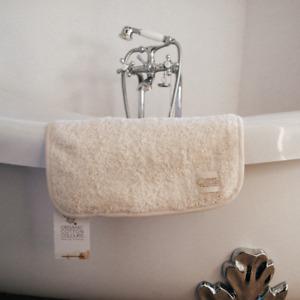 Organic Cotton Natural Dye free Vegan Face Towel Best for Sensitive Skin Small