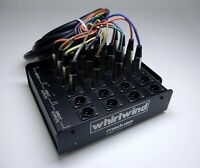 Medusa Whirlwind Multiple Wiring System 8 Input Splitter With 2 Outputs