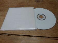 MASSIVE ATTACK - ANGEL !!!!!!!! MEGA RARE PROMO CD !