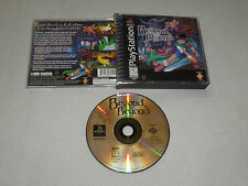 PLAYSTATION VIDEO GAME BEYOND THE BEYOND W CASE PS1 SONY ROLE PLAY ADVENTURE