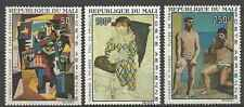 Timbres Arts Tableaux Mali PA46/8 * lot 3212