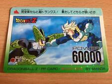 Carte Dragon Ball Z DBZ PP Card Part 20 #879 Semi-Holo (Ver. Pearl) AMADA 1993