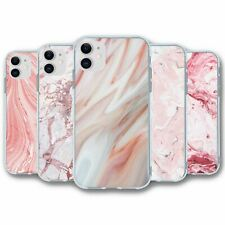 Para iPhone 11 Silicona Funda Cubierta De Mármol Colección 5