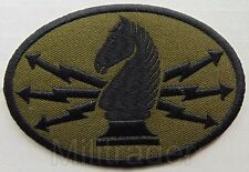 Sweden Swedish Psychological Operations (Psy Ops) Patch (Subdued)