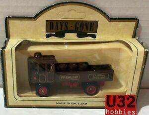 Lledo Days Gone DG88003 1931 Sentinel Steam Wagon Fremlins