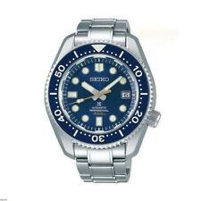 Nuevo Seiko Prospex Esfera Azul Marino maestros de natación para hombre Reloj SLA023