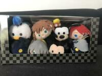 Disney Japan 2018 Kingdom Hearts TSUM TSUM Box Set 8 Doll