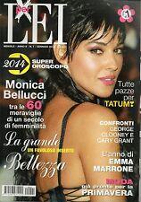 Per Lei 2014 1.Monica Bellucci,Channing Tatum,Emma Marrone,Federica Pellegrini