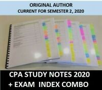 CPA Ethics and Governance HD study notes 2020