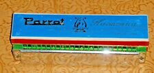 """2 -Harmonicas  """"Parrot""""  Estate Find Old Stock, New In Boxes"""