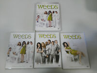 WEEDS TEMPORADA Season 3 Mary-Louise Parker 3 DVD + EXTRAS CASTELLANO ENGLISH