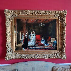 Elizabethan painting by B. Hofner
