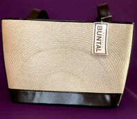 Desenyo Buntal Vintage Wicker Hand Bag New With Tags