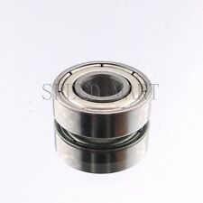 686ZZ (6x13x5 mm) Metal Double Shielded Ball Bearing Bearings 686z