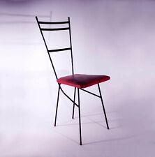 Vintage Kinderstuhl 1950er 1960er Schulstuhl Mid Century Stuhl Italien Gio Ponti