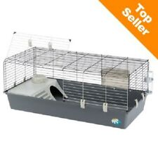 Ferplast Rabbit Guinea Pig Cage Large 120 Dwarf Animals Small Animal Indoor Cage