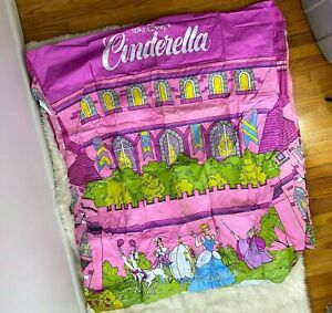 VTG Disney Cinderella play House Tent pvc vinyl princess 90'sNew RARE RARE