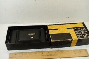 Kodak Jr Six-20 Series III Folding Camera in Original Box