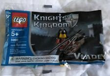 BN Lego Kingdoms polybag promotional 5998 Vladek minifigure poly knights castle