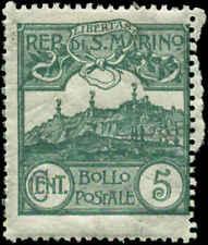 San Marino Scott #42 Mint