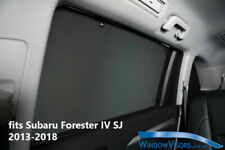 Magnetic Shades - Rear Side Window Blinds Mesh - fit Subaru Forester SJ 2013-18