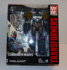 TRANSFORMERS Combiner Wars ONSLAUGHT Voyager Class