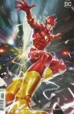 THE FLASH #60 VARIANT COVER BY DERRICK CHEW