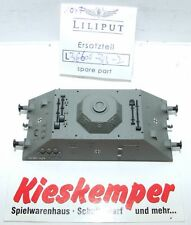 lo1047 LILIPUT H0L 366003152 CARCASA GRIS pz 201 wg5 repuesto para PANZER TREN