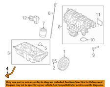 LAND ROVER OEM 12-17 Range Rover Evoque-Oil Fluid Level Sensor LR024971