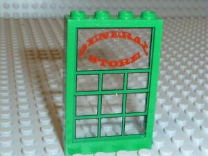LEGO® Western 1x Fenster 2494pb04 aus 6765 F2918